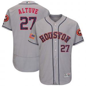 Altuve Stars & Stripes Jersey