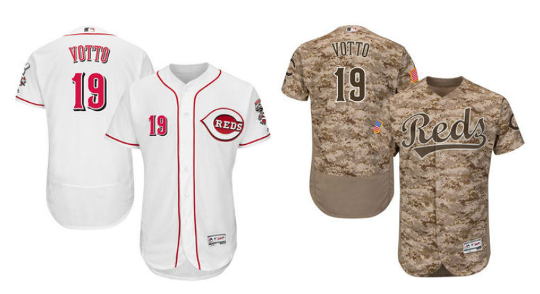 check out e5249 12d8a Joey Votto Nike Jerseys Coming 2020 Cincinnati Reds - On ...