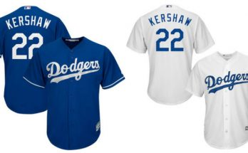 Clayton Kershaw Nike Jerseys Coming 2020