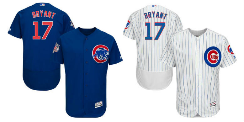 on sale 92a68 f87b8 Kris Bryant Nike Jerseys Coming 2020 Chicago Cubs - On-Field ...