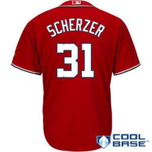 Max Scherzer Nike Jerseys Coming 2020