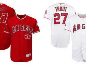 Mike Trout Nike Jerseys
