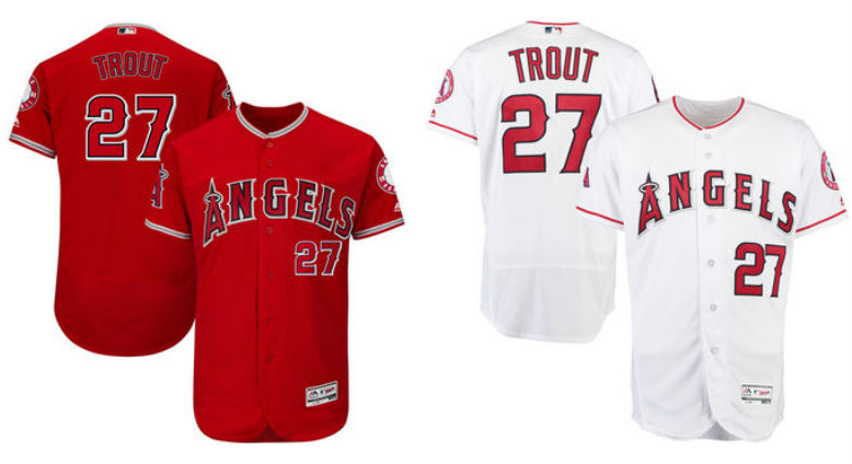 the best attitude 1e370 d140f Mike Trout Nike Jerseys Coming 2020 Los Angeles Angels On ...