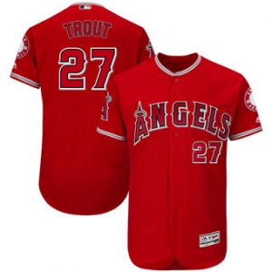 Mike Trout Nike Jersey