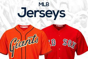 MLB Nike Jerseys