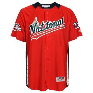 2018 MLB National League Jersey All Star Game